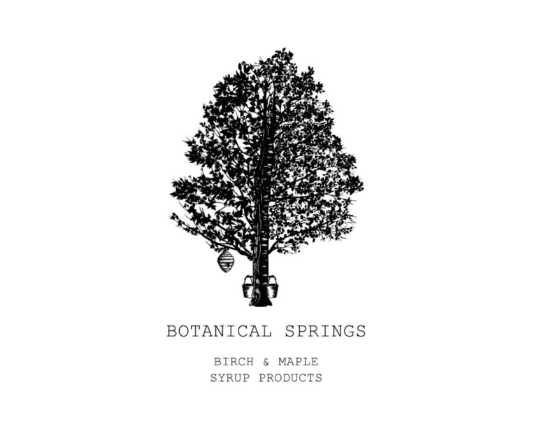 Botanical Springs Maple Syrup logo