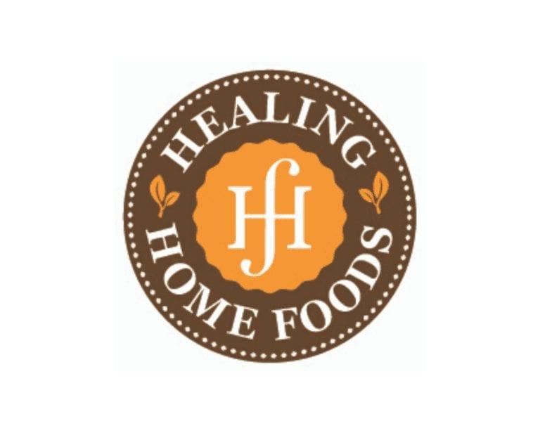 Healing Home Foods logo site
