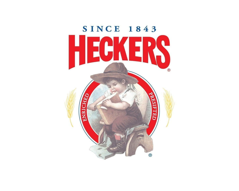 Hecker's site logo