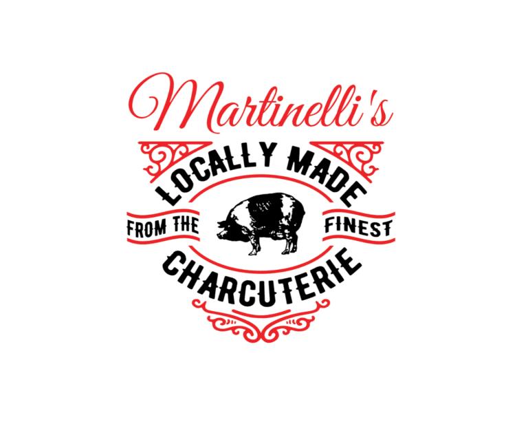 Martinelli's Charcuterie - Canva