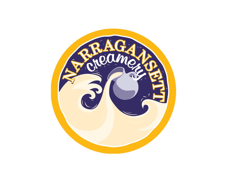 Narragansett Creamery site logo