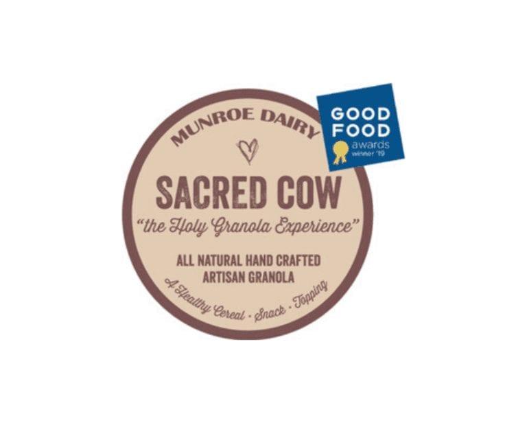 Sacred Cow logo site