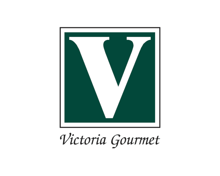 Victoria Gourmet logo website